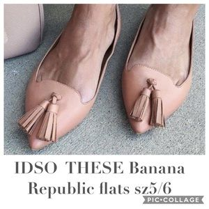 Avila banana republic flats